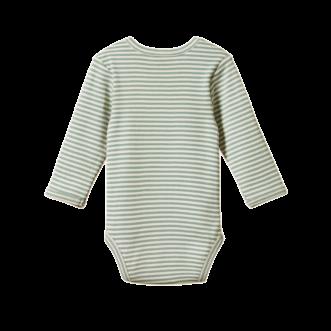 Cotton Long Sleeve Bodysuit