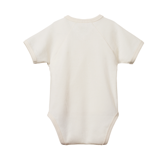 Short Sleeve Kimono Bodysuit