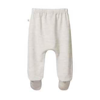Merino Footed Rompers