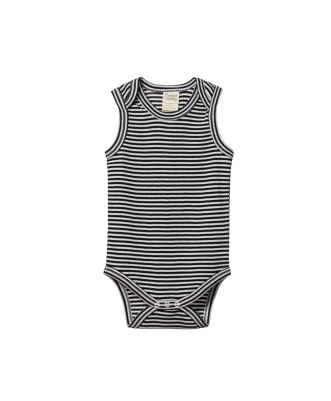 Cotton Singlet Bodysuit
