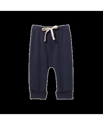 Cotton Drawstring Pants