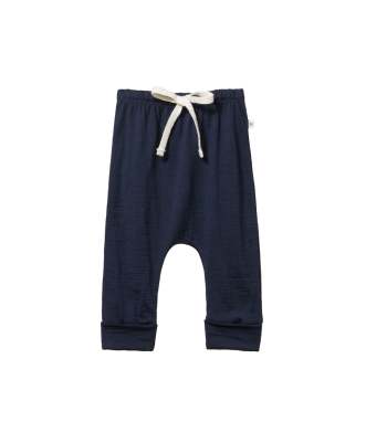 Merino Drawstring Pants